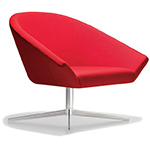 remy lounge chair - Jeffrey Bernett - Bernhardt Design