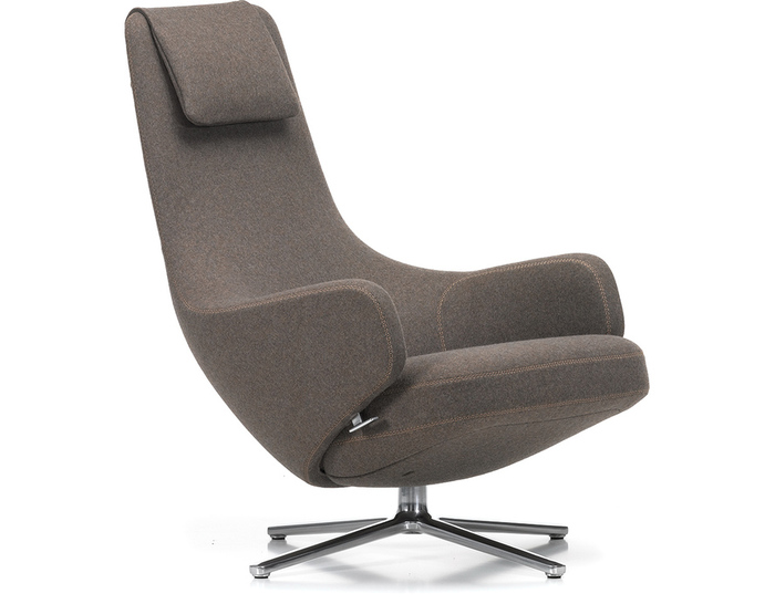 Repos lounge chair for Replica vitra