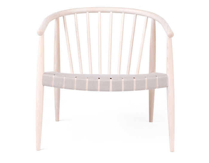 reprise chair with webbed seat