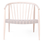 reprise chair with webbed seat  -