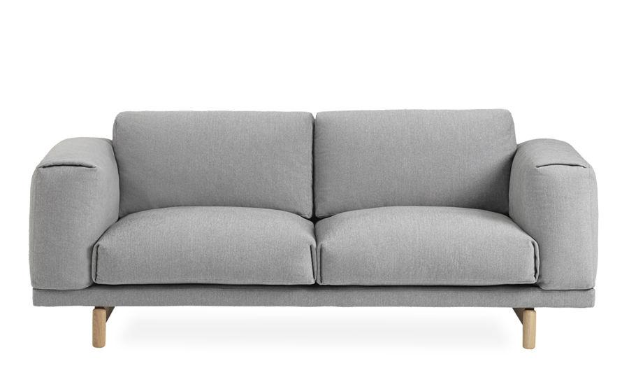 rest 2 seat sofa