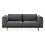 rest 2 seat sofa - Anderssen & Voll - muuto