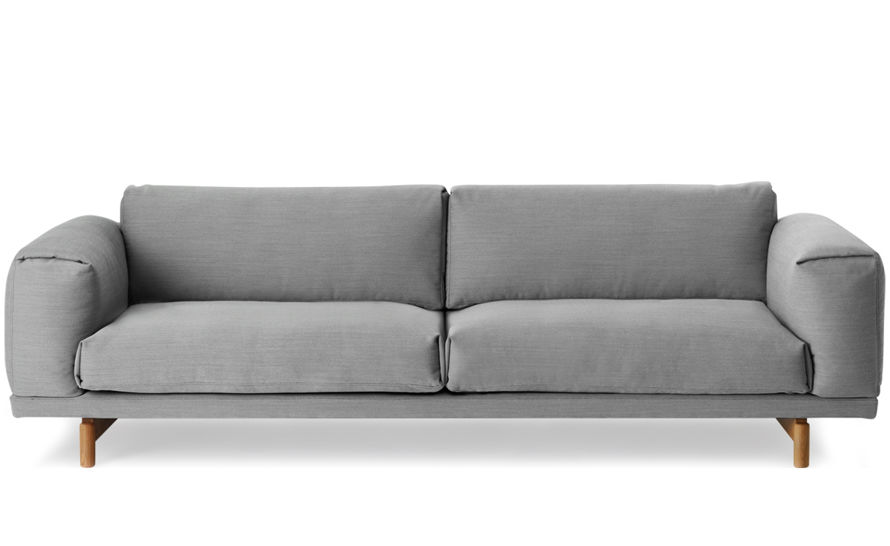 rest 3 seat sofa