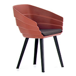 rift chair with seat cushion  -