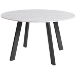 right round dining table  - blu dot