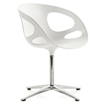rin swivel chair with no upholstery  -