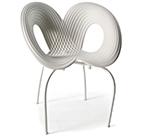 ripple chair - Ron Arad - Moroso