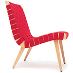 risom lounge chair - Jens Risom - Knoll