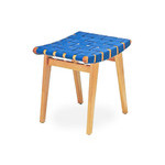 risom low stool  -