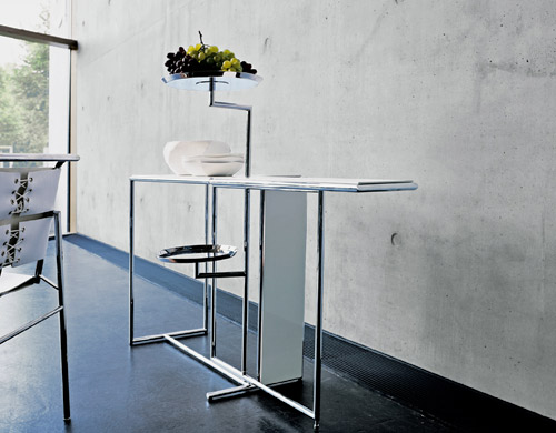 Eileen Gray Rivoli Table Hivemodern Com