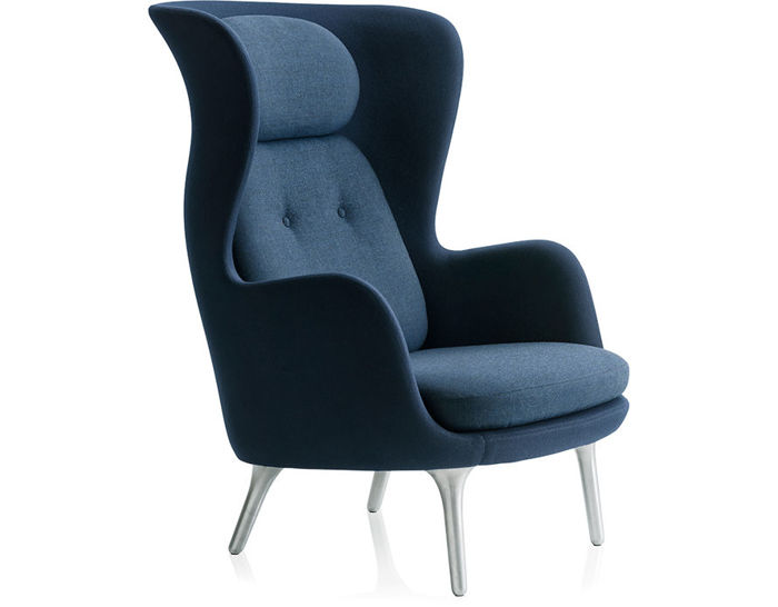 Ro lounge chair hivemodern com