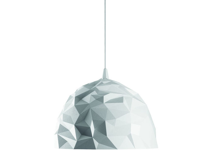 rock suspension lamp