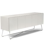 rockwell unscripted 60 inch 5 door credenza  - Knoll
