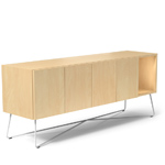 rockwell unscripted credenza 60inch  - Knoll
