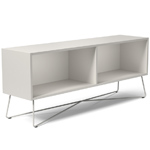 rockwell unscripted 60 inch open credenza  - Knoll