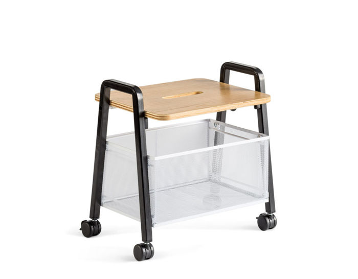 rockwell unscripted mobile storage cart