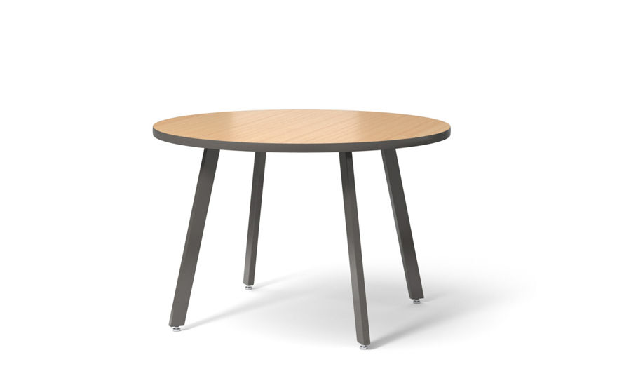 rockwell unscripted round easy table