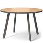 rockwell unscripted round easy table  - Knoll