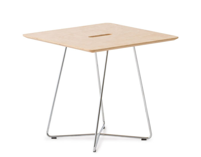 rockwell unscripted square top side table