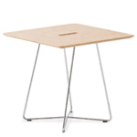 rockwell unscripted square top side table  - Knoll