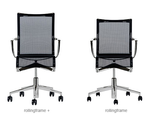Rollingframe Arm Chair Hivemodern Com