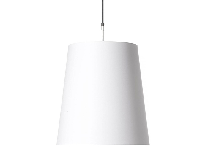 round suspension light
