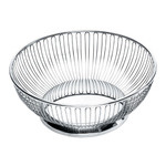 alessi round wire basket  -