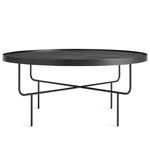 roundhouse coffee table  - blu dot