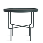 roundhouse low side table  - blu dot
