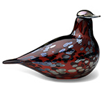 toikka ruby bird  -