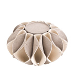 ruff high pouf  -