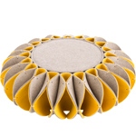 ruff low pouf  -