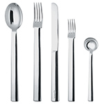 rundes modell cutlery set  - Alessi