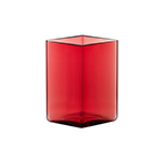 ruutu 5.5 inch tall vase  -