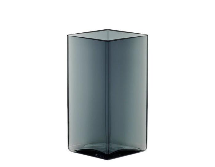 ruutu 4.5 inch wide vase