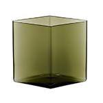 ruutu 8.25 inch wide vase  -