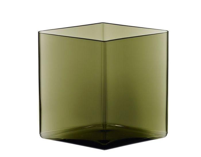 ruutu 8.25 inch wide vase