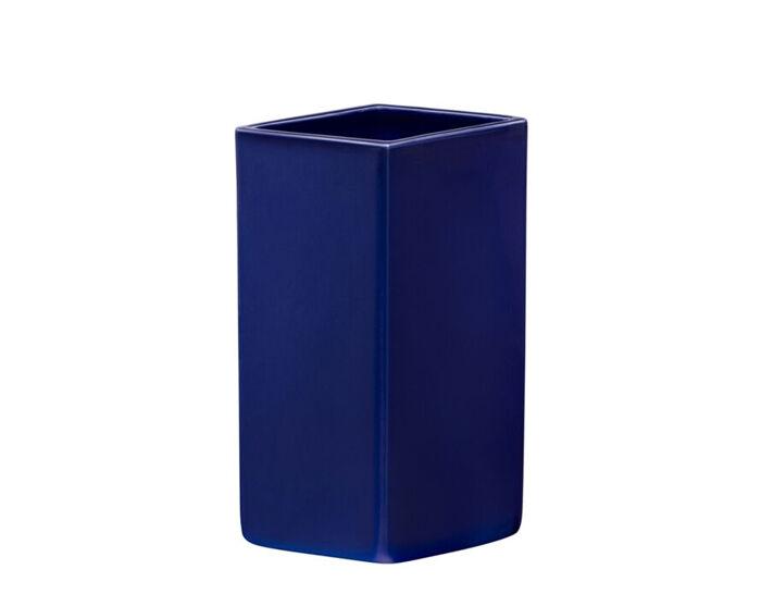 ruutu 7.25 inch tall ceramic vase