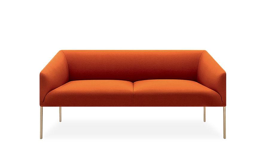 saari two seat sofa