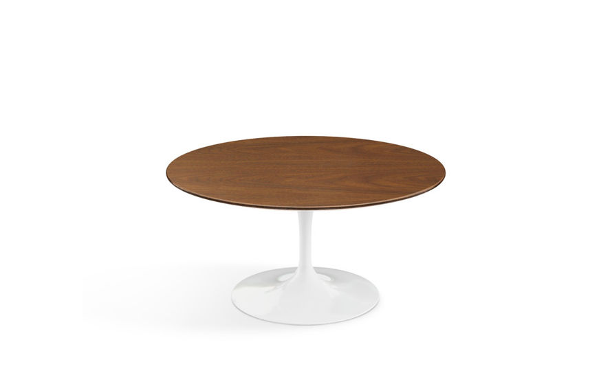 Saarinen Coffee Table Wood Veneer