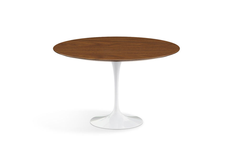 saarinen dining table wood options