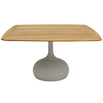 saen 1400 square table  - Alias
