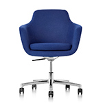 saiba mid back multitask chair - Naoto Fukasawa - Herman Miller