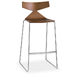 saya sled base stool  -