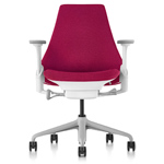 sayl task chair with upholstered back  -