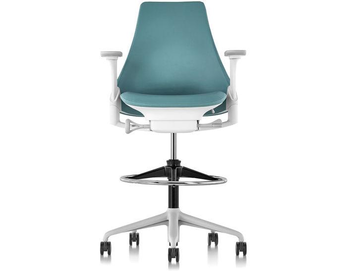 sayl® upholstered stool