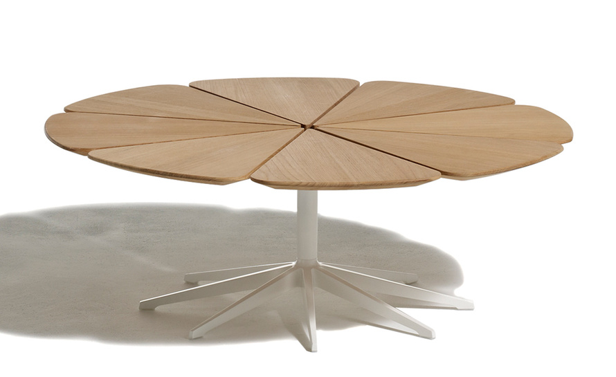 Schultz Petal Coffee Table Hivemodern Com