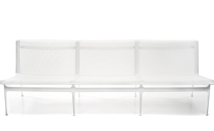 schultz swell three seat sofa