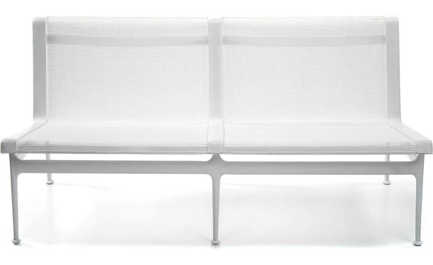schultz swell two seat sofa