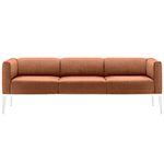 sean three seat sofa  - arper